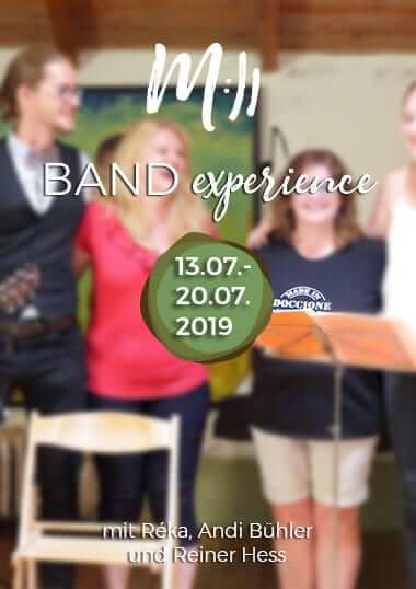 Band Experience