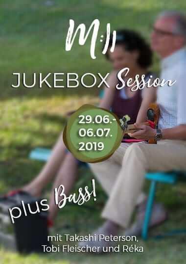 Jukebox Session plus Bass