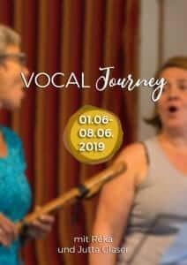 Singen lernen mit Gleichgesinnten