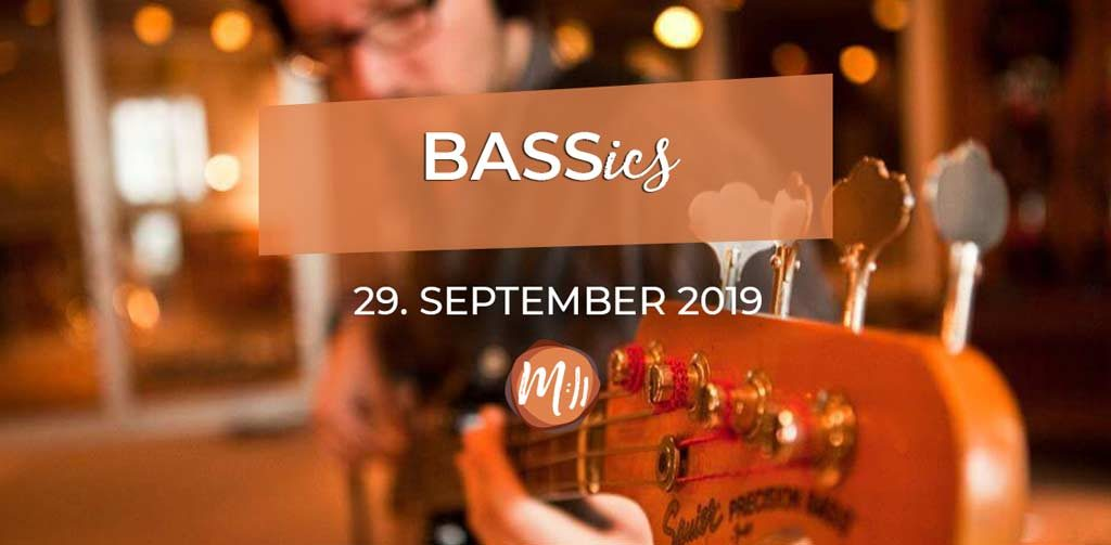 Bassics Einsteiger Workshop Basskurs Berlin