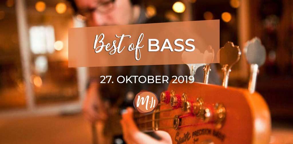 """""""Best of Bass"""": Berühmte Basslinien [Bass-Workshop]"""