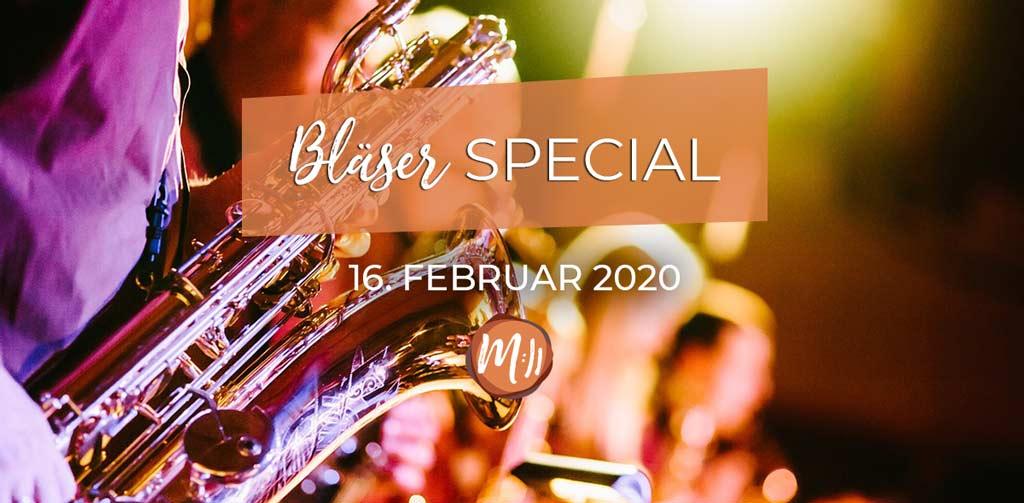 Special Workshop für Blasinstrumente [Jazz-Workshop]