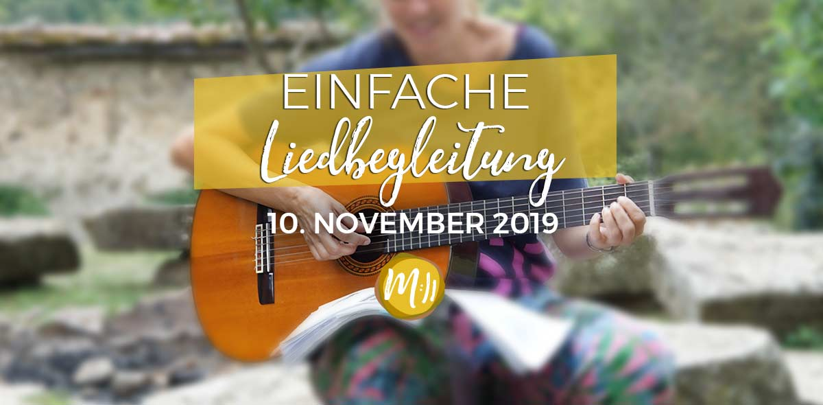 Einfache Liedbegleitung: Fünf Türöffner-Songs [Gitarren-Workshop]