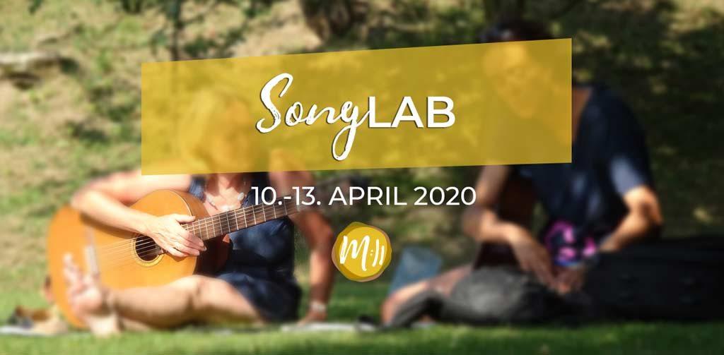 SongLab Stücke singen und begleiten Workshop