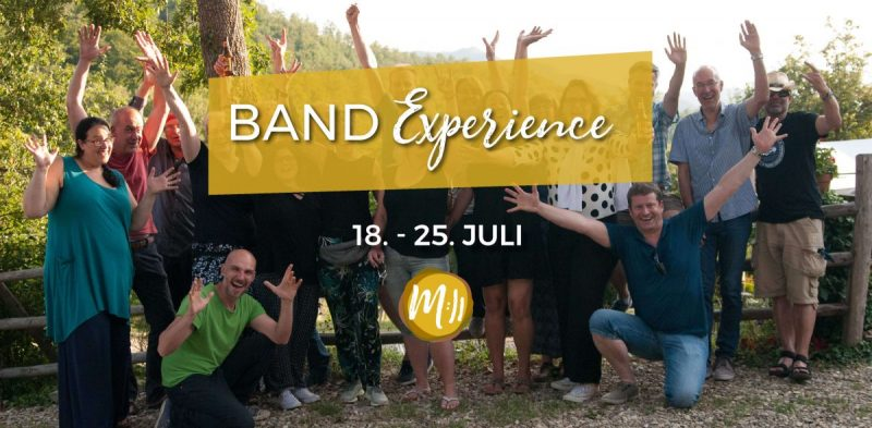 Band Experience [Band-Workshop]