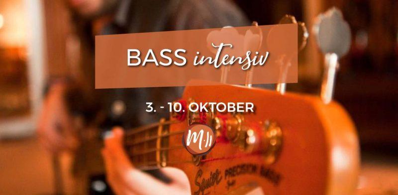 Bass Intensiv [Bass-Workshop]