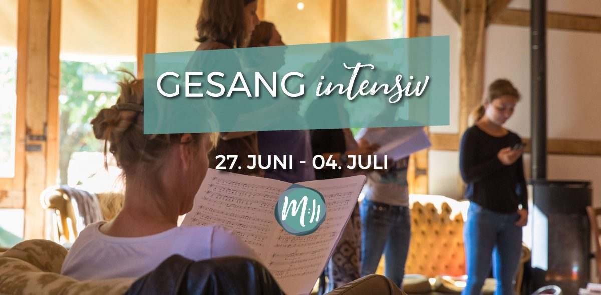 Gesang Intensiv [Gesangs-Workshop]