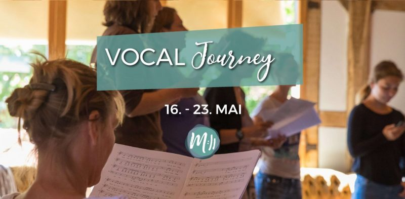 Vocal Journey [Gesangs-Workshop]
