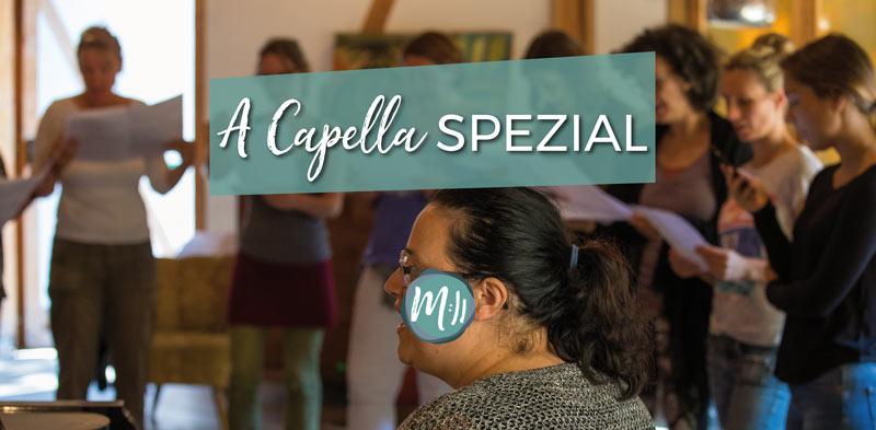 A Capella Spezial [Gesangsworkshop]
