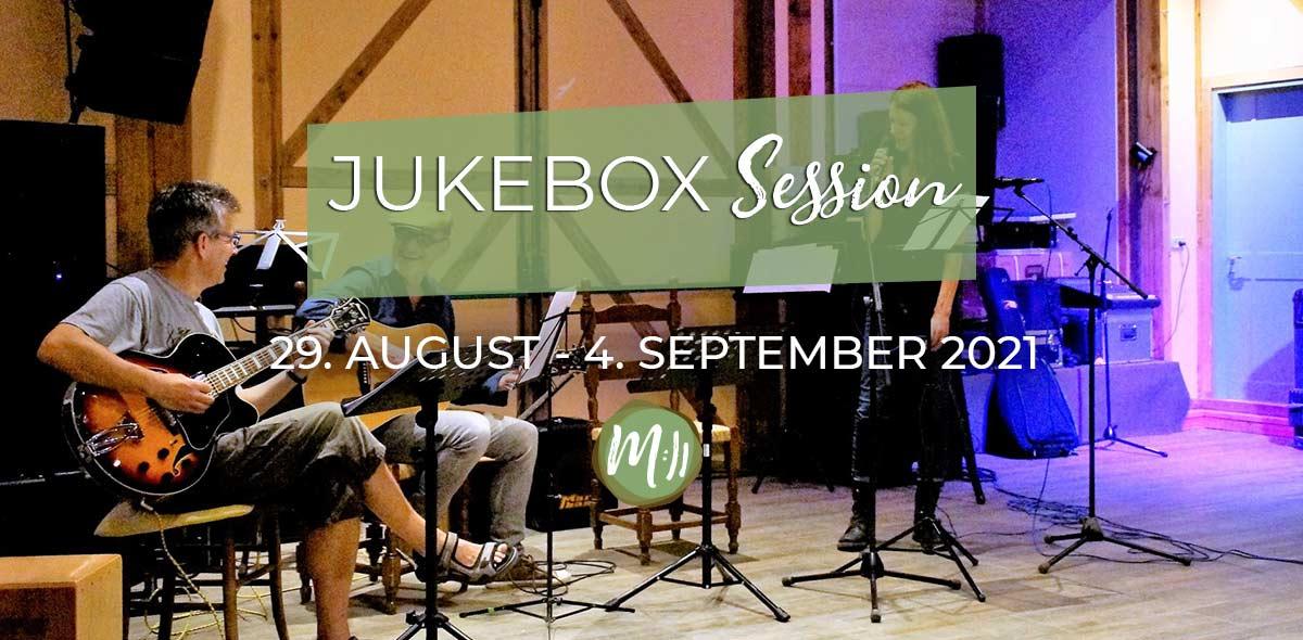 Jukebox Session Workshop für Gitarre und Gesang Il Doccione