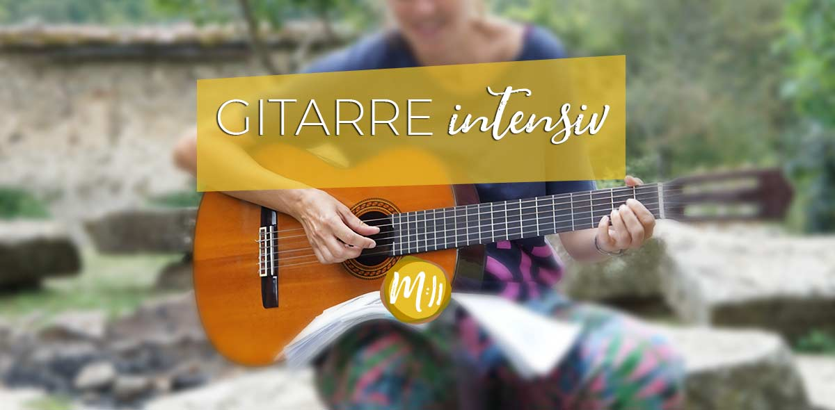 Gitarre Intensiv [Gitarren-Workshop]